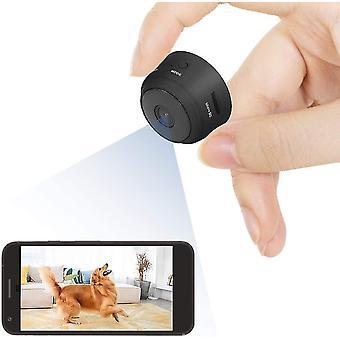 Versteckte Kamera 4K 1080P HD Mini Tragbare Wi-Fi Spion Kamera mit Nachtsicht Drahtlose Überwachung
