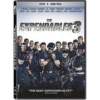 Importación de Expendables 3 [DVD] los E.e.u.u.