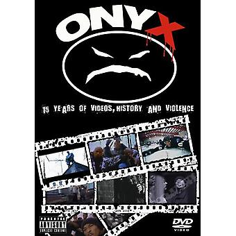 Onyx - 15 Years of Videos History & Violence [DVD] USA import