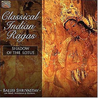 Baluji Shrivastav - klassieke Indiase Ragas [CD] USA import