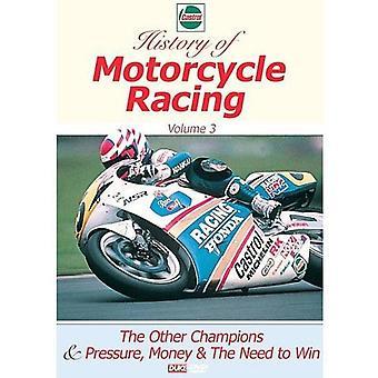 Castrol History of Motorcycleracin [DVD] USA import