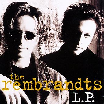 Rembrandts - LP [CD] USA import