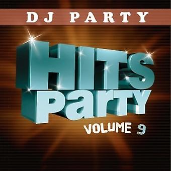 DJ パーティー - DJ: Vol. 9 ヒット パーティー [CD] USA 輸入