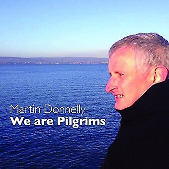 Martin Donnelly - We Are Pilgrims [CD] USA import