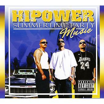 Hipower Entertainment Presents - Summertime Party Music [CD] USA import