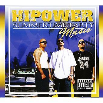 HIPOWER Entertainment Presents - importation USA Summertime partie musique [CD]