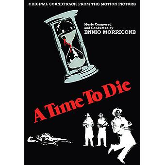 Ennio Morricone - Time to Die - O.S.T. [CD] USA import
