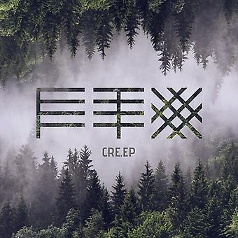 Fenix Tx - Cre.EP [CD] USA import