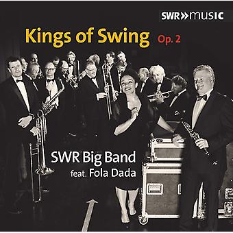 Dada / Swr Big Band - Kings of Swing Op. 2 [CD] USA import