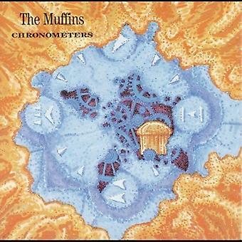Muffins - Chronometers [CD] USA import