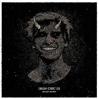 Iron Chic - You Can't Stay Here [CD] USA import