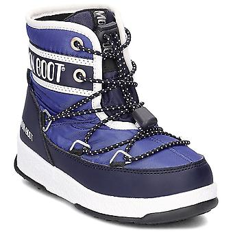 Moon Boot WE Junior Mid 34051200002 universal winter kids shoes