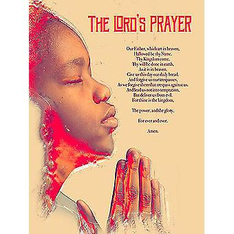The Lord's Prayer Poster Boys (18x24)