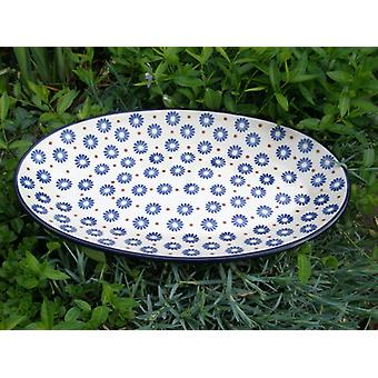 Plate, oval, 35.5 x 21 cm, tradition 39, BSN m-2779