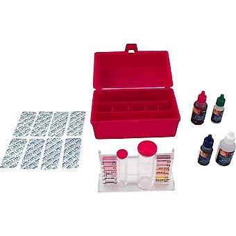 Valterra B7443 4-Way DPD Chlorine/Bromine Test Kit