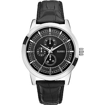 Guess Mens Watch Day Date Calendar - W0187G1