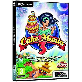 Cake Mania 3 (PC CD) - New