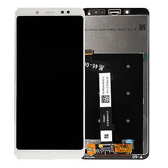 Per Xiaomi Redmi Voto 5 sostituzione riparazione schermo LCD unità completa touch bianco
