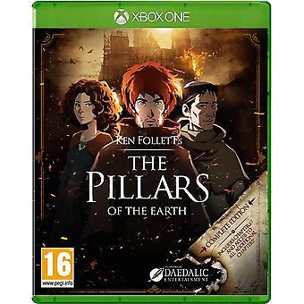 Pilarit maan Xbox yksi videopeli