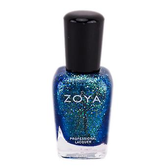 Zoya naturalnych paznokci - brokat (kolor: muza - Zp737)
