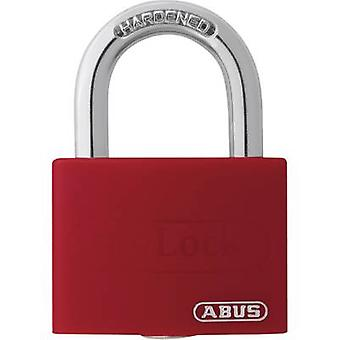 ABUS ABVS50011 قفل مفتاح 43 مم أحمر