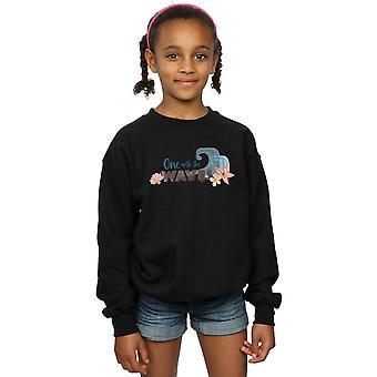 Disney Girls Moana jedna s Vlčkým tričkem