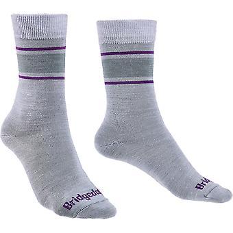 Bridgedale naisten arkipäivän Ultra kevyen Merino kävely sukat