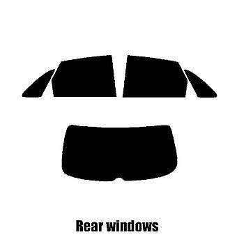 Pre cut fönstret nyans - Audi Q3 - 2016 och nyare - bakre windows