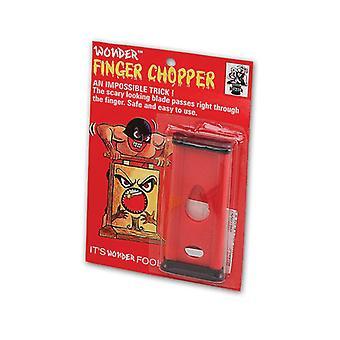 Finger Chopper. Kæmpe størrelse.
