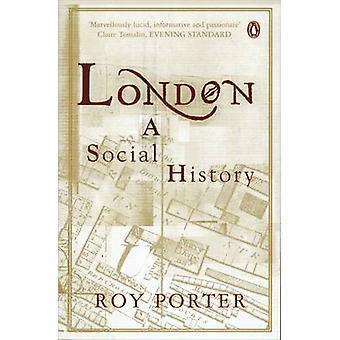 لندن--تاريخ اجتماعية روي بورتر-كتاب 9780140105933