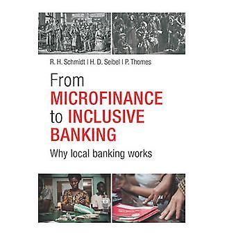 Van microfinanciering te Inclusive Finance - waarom lokale Banking door Sp werkt