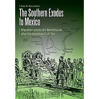 L'esodo del sud in Messico - migrazione attraverso il Borderlands dopo