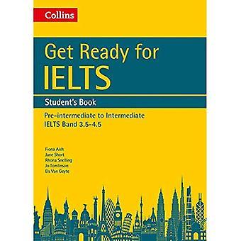 Gör dig redo för IELTS: Student's Book: IELTS 3.5 + (A2 +) (Collins engelska för IELTS)