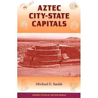 Capitali dello stato della città azteca (antica città del nuovo mondo)