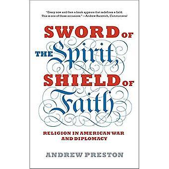 Andens, trons sköld svärd: Religion i Amerikanen kriger och diplomati