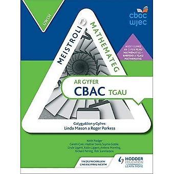Mastering matematikk for WJEC GCSE: høyere walisiske utgave (mestring matematikk walisiske Edition)