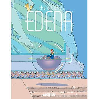 Bibliothèque de Moebius: L'Art d'Edena