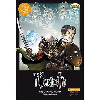 Macbeth: Original Text (Graphic Novel) [Unabridged]