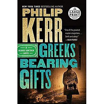 Grecs portant des cadeaux (Bernie Gunther, roman)