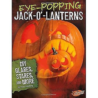 Oog-knallende Jack-O'-Lanterns: DIY blikken, staart, en meer (huiveringwekkende Halloween)