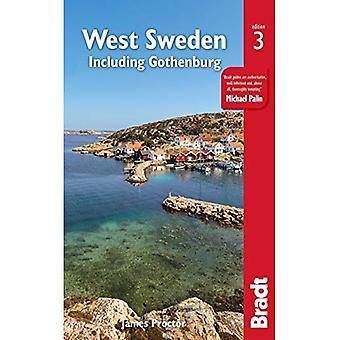 West Sweden: including Gothenburg (Bradt Travel Guides)