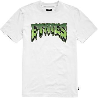 Etnies Comics Short Sleeve T-Shirt in White