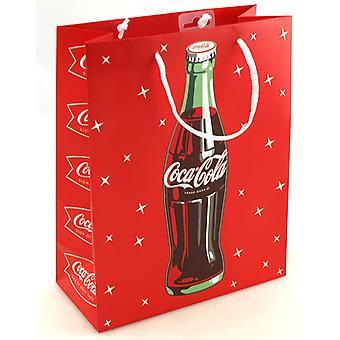 Sac cadeau Coca Cola 3-pack 36x11 cm