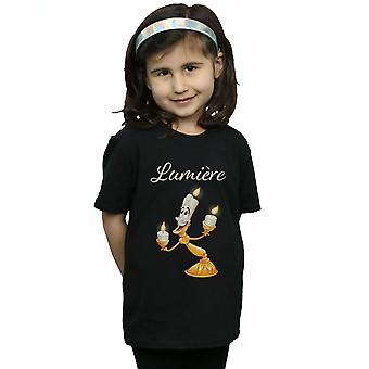Disney Girls Beauty And The Beast Be Our Guest T-Shirt