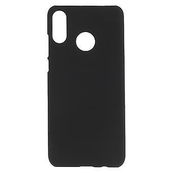 Huawei P30 Lite Rubberized plastica dura shell-black