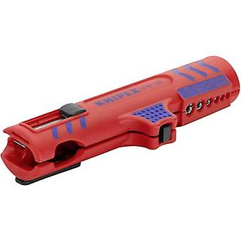 Knipex 16 85 125 SB Cable stripper Suitable for Round cable, Wet room cables 8 up to 13 mm 0.2 up to 4.0 mm²
