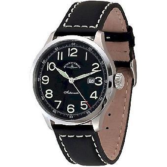 Zeno-watch mens watch pilot retro Tre automatic 6569-2824-a1