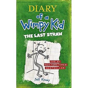 The Last Straw by Jeff Kinney - 9781410498755 Book