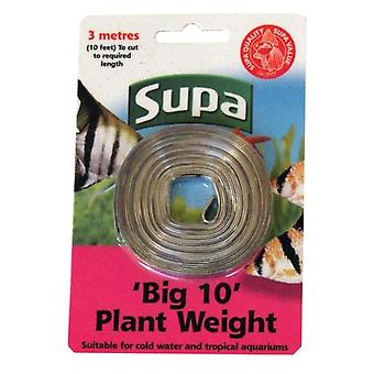 Supa Big 10ft Lead Plant Weight