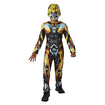 Child Bumblebee Costume- Transformers 5: The Last Knight